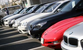 Azərbaycan avtomobil idxalını artırıb