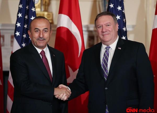 Çavuşoğlu və Pompeo telefonda danışdı – Nələr müzakirə edildi?