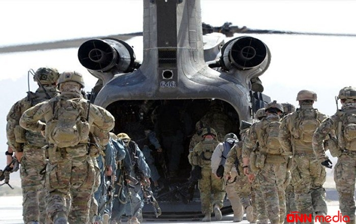 ABŞ Suriyanı tərk edir – Hərbi texnikanın çıxarılmasına başlanıldı