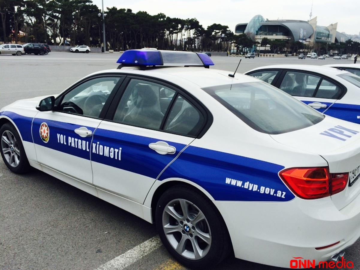 Dövlət Yol Polisi sürücülərə müraciət etdi