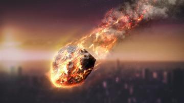 Venesuelaya meteoritin düşmə anı – VİDEO
