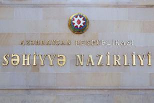 """Səhiyyə Nazirliyi: """"Tələbə qız leptospiroz infeksiyasından ölməyib"""""""