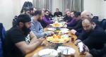 """Çeçenlərlə azərbaycanlılar Moskvada görüşdü: """"Biz qardaşıq""""- VİDEO"""