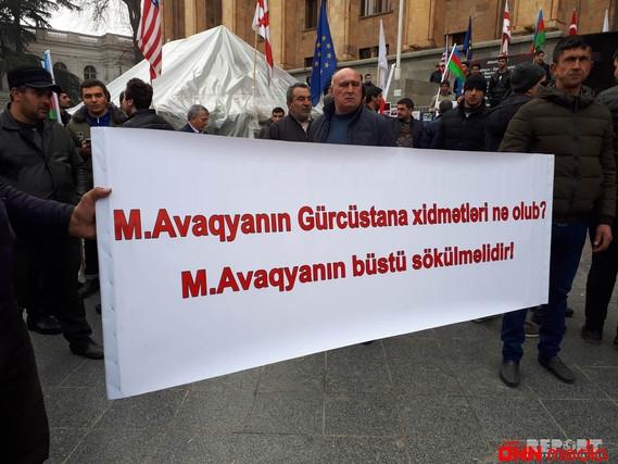 Gürcüstanda azərbaycanlıların və gürcülərin birgə aksiyası keçirilir -YENİLƏNİB