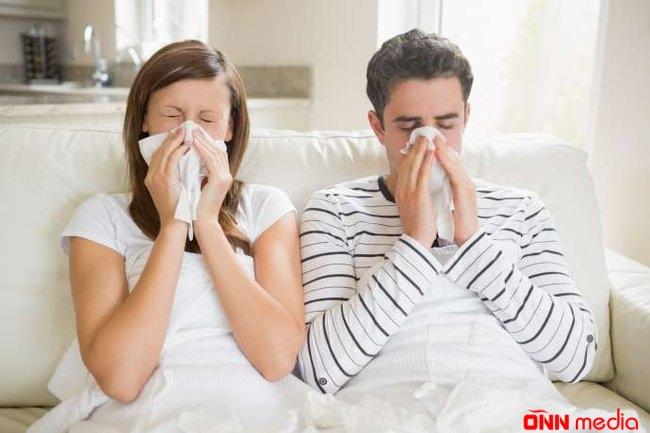 Ölkədə qrip virusu ilə bağlı SON VƏZİYYƏT