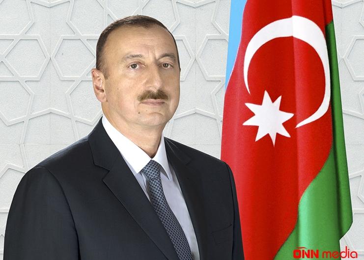 Prezident İlham Əliyev iranlı həmkarını təbrik edib