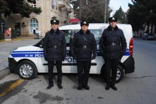 Polislərin ayıq-sayıqlığı sayəsində bir ailə ölümdən xilas edildi