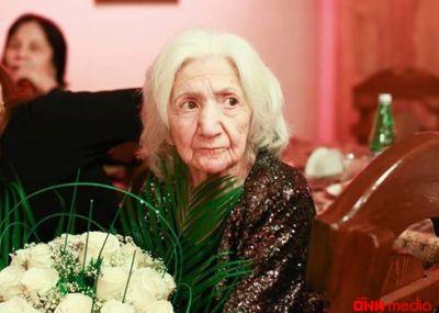 Cəfər Cabbarlının qızının nadir görüntüsü – Video