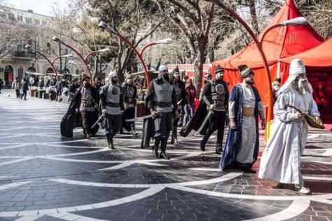 Bu gündən Bakıda Novruz festivalı başlayır