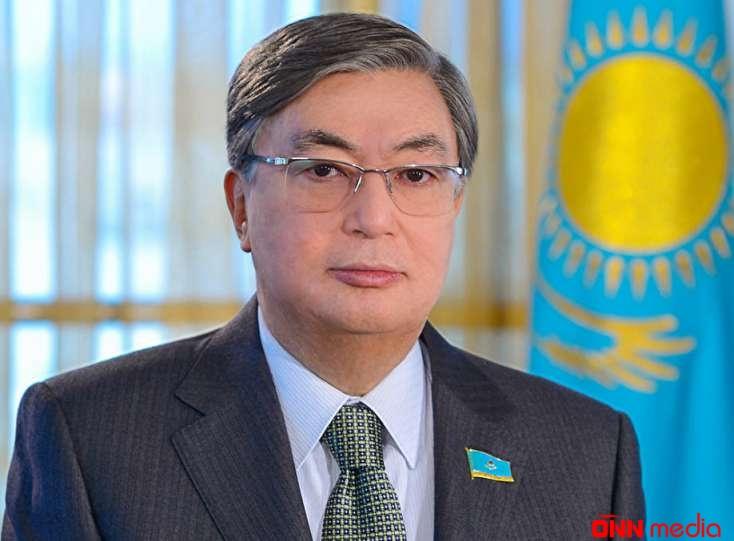 Tokayev Qazaxıstan Prezidenti vəzifəsinin icrasına başlayıb
