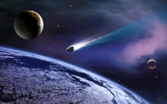 Asteroid təhlükəsi