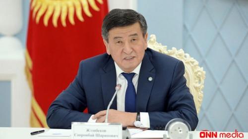 Qırğızıstan prezidenti Azərbaycana gələcək