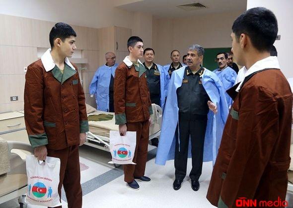 Zakir Həsənov hospitalda