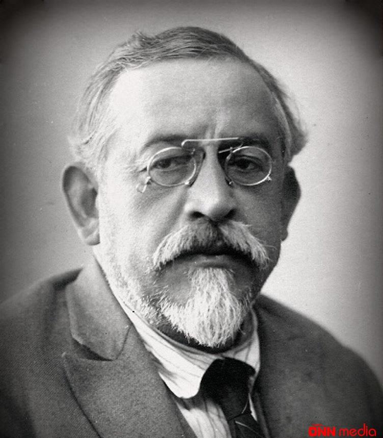 Yusif bəy Akçuralı