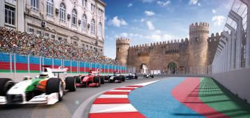 Formula 1 bu tribunasına bütün biletlər satıldı
