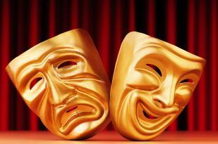 60 illik yubileyləri münasibətilə teatr sahəsində çalışanlar mükafatlandırıldı