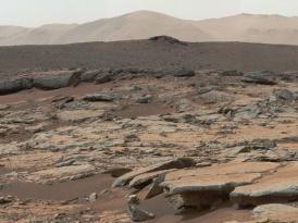 "Marsda ""pinqvin"" tapıldı- ŞOK"