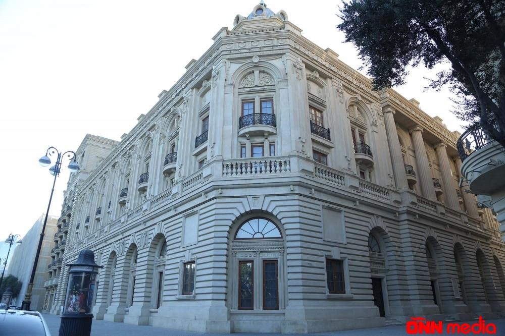 Musiqili Teatrın noyabr repertuarı