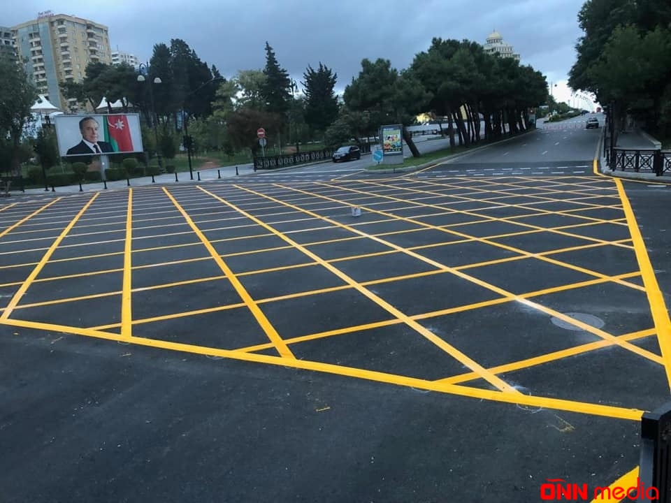 Bakıda bu yollarda sarı tor çəkilir – ÜNVAN