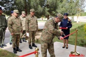 Azərbaycan Ordusunun Hərbi Hava Qüvvələrinin təlim-məşq mərkəzi istifadəyə verilib – VİDEO