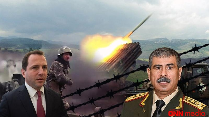 Ermənistan QORXU İÇİNDƏ – Tonoyan Zakir Həsənovu İrəvanda qarşılayacaq – VİDEO