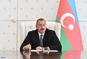 """""""Biz sadəcə maraqla izləyirik""""- İlham Əliyev"""