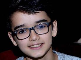 17 yaşlı Yasin 56 min dollar təqaüd alacaq – Foto