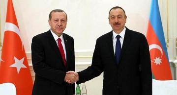 Rəcəb Tayyib Ərdoğan Prezident İlham Əliyevə məktub göndərdi