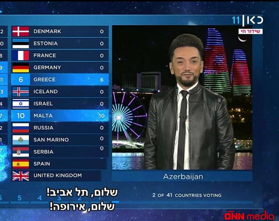 İsraildə Faiq Ağayevi görün hansı dünya şöhrətli aktyora bənzətdilər – FOTO