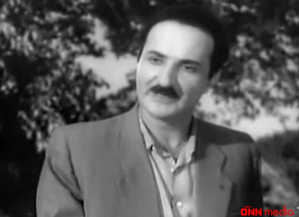 30 may aktyor, rejissor İsmayıl Əfəndiyevin vəfat etdiyi gündür