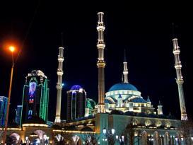 Çeçenistanda Avropanın ən böyük məscidi açılacaq