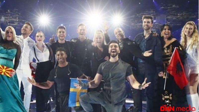 """""""Eurovision 2019"""" beynəlxalq mahnı müsabiqəsinin final həyəcanı – CANLI YAYIM"""