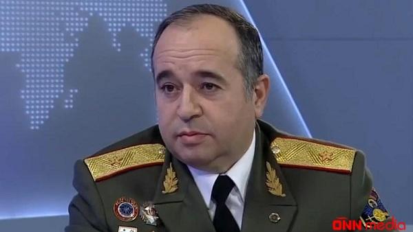 Erməni generalın ŞOK SATQINLIĞI ÜZƏ ÇIXDI