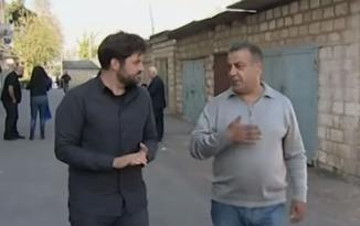 İsrail telekanalı Tərtərdən reportaj hazırladı- VİDEO
