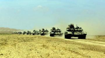 Ordumuz 10 minlik heyətlə başladı- VİDEO