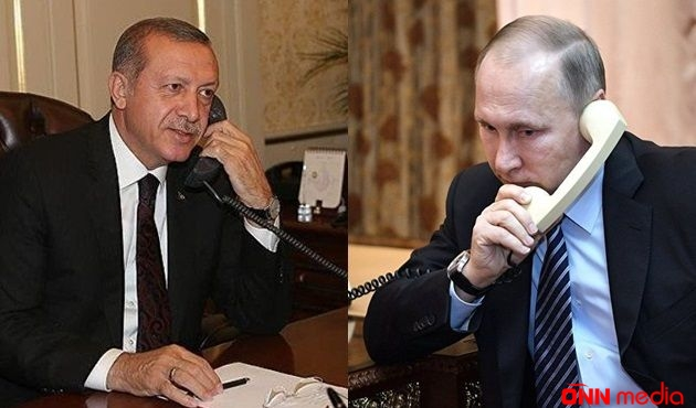 Putin və Ərdoğan arasında kritik MÜZAKİRƏ