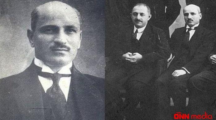 Azərbaycan Cümhuriyyəti xarici işlər nazirinin Britaniya mətbuatına müsahibəsi -1919-cu il