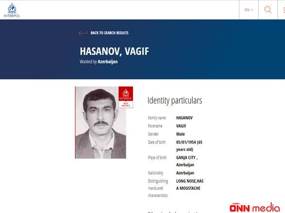65 yaşlı azərbaycanlı beynəlxalq axtarışa verildi