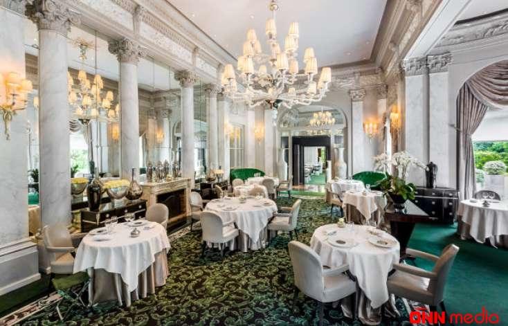 Dünyanın ən bahalı restoranlarının qiymətləri şoka salır