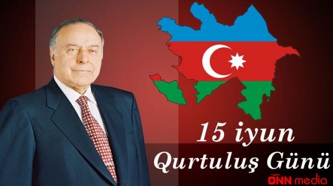 Azərbaycanda Milli Qurtuluş Günü qeyd olunur