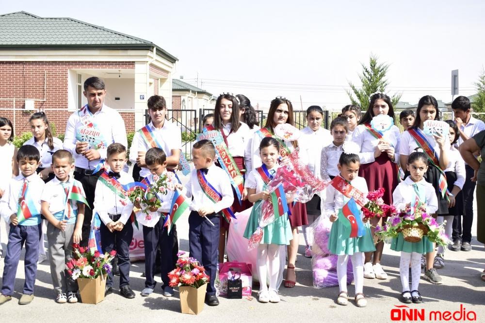 """Cocuq Mərcanlıda 26 il sonra ilk """"Son zəng"""""""