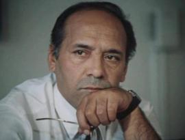 Teatr və kino sənətinin qüdrətli aktyorlarından Hamlet Xanızadə