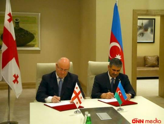 Azərbaycan və Gürcüstan Müdafiə nazirlikləri arasında əməkdaşlıq planı imzalanıb