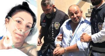 DƏHŞƏT: Güllələdiyi həyat yoldaşını xəstəxanada öldürmək istədi və… – FOTO