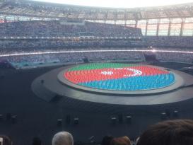 Azərbaycan Avropa Oyunlarında ilk medalını qazandı