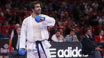 Rafael Ağayev Avropa Oyunlarında finala yüksəldi