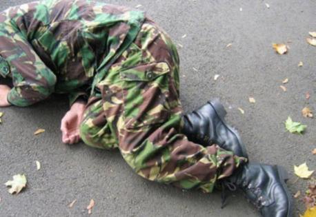 Qarabağda erməni yaralandı