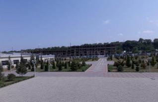 Qubada yeni futbol stadionu tikiləcək