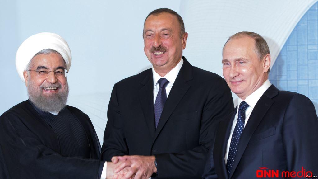 Əliyev, Putin və Ruhani nə vaxt görüşəcək?