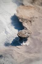 NASA yayımladı: Qorxunc Raykoke… – FOTO